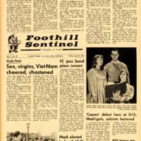 Foothill Sentinel April 2 1965