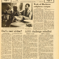 Foothill Sentinel March 8 1974