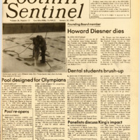 Foothill Sentinel January 20 1984