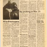Foothill Sentinel November 15 1985