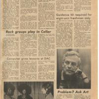 De Anza La Voz January 28 1972