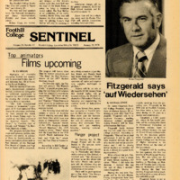 Foothill Sentinel January 20 1978