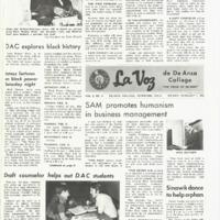 De Anza La Voz February 7 1969
