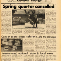 Foothill Sentinel April 1 1979