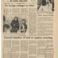 De Anza La Voz March 1 1974