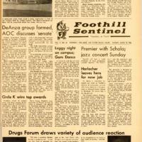 Foothill Sentinel April 15 1966