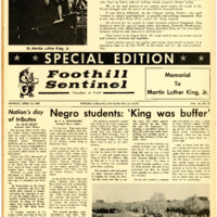 Foothill Sentinel April 15