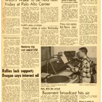 Foothill Sentinel October 23 1959