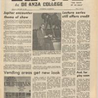 De Anza La Voz January 11 1974