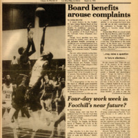 Foothill Sentinel March 12 1982