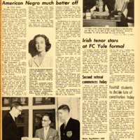 Foothill Sentinel December 2 1960