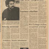 De Anza La Voz April 9 1971