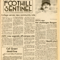 Foothill Sentinel February 8 1985