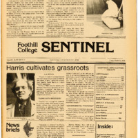 Foothill Sentinel March 12 1976