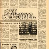 Foothill Sentinel October 10 1971