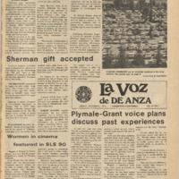 De Anza La Voz October 1 1976