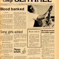 Foothill Sentinel October 29 1976