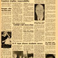 Foothill Sentinel November 22 1963