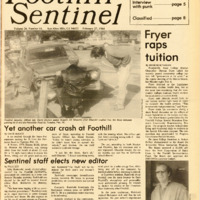 Foothill Sentinel February 27 1984