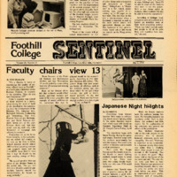 Foothill Sentinel May 5 1978