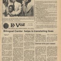 De Anza La Voz February 2 1979