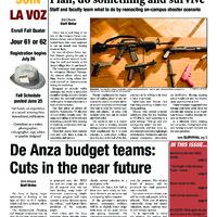 De Anza La Voz June 11 2012