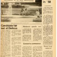 Foothill Sentinel October 27 1978