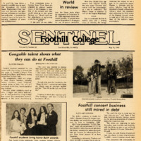 Foothill Sentinel May 16 1980