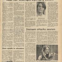 De Anza La Voz April 20 1973