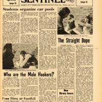 Foothill Sentinel January 11 1974
