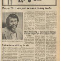 De Anza La Voz April 27 1979