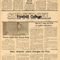 Foothill Sentinel January 25 1980