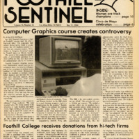 Foothill Sentinel May 11 1984