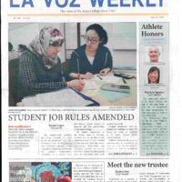 De Anza La Voz May 28 2013