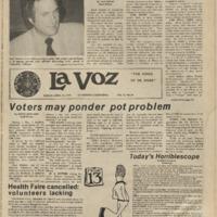 De Anza La Voz March 13 1979