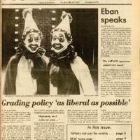 Foothill Sentinel November 6 1981