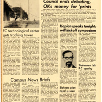 Foothill Sentinel February 19 1965