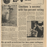 De Anza La Voz April 28 1978