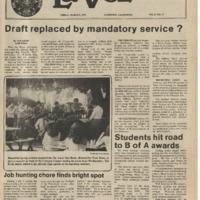 De Anza La Voz March 9 1979