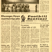 Foothill Sentinel February 11 1966