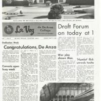 De Anza La Voz May 17 1968