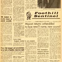 Foothill Sentinel Junio 06 1959