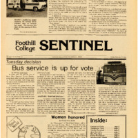 Foothill Sentinel February 27 1976