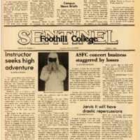Foothill Sentinel March 7 1980