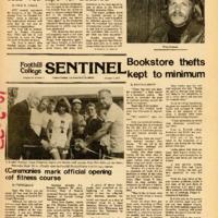 Foothill Sentinel October 7 1977