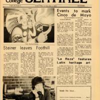Foothill Sentinel April 28 1978