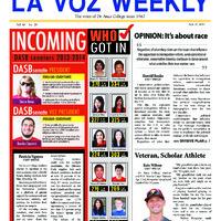 De Anza La Voz June 10 2013