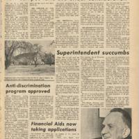 De Anza La Voz March 16 1973