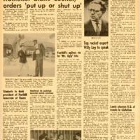 Foothill Sentinel April 26 1963