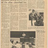 De Anza La Voz March 3 1972
